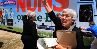 "Via Kristof: ""We are All Nuns"""
