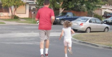 Running Club with my Daughter