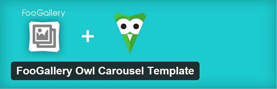 FooGallery Owl Carousel Template banner