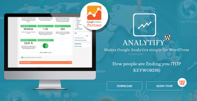 Take the Pain out of Google Analytics in WordPress