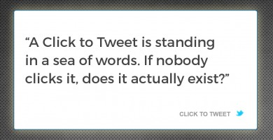 """""""Click to Tweet"""" is the New Animated Gif"""