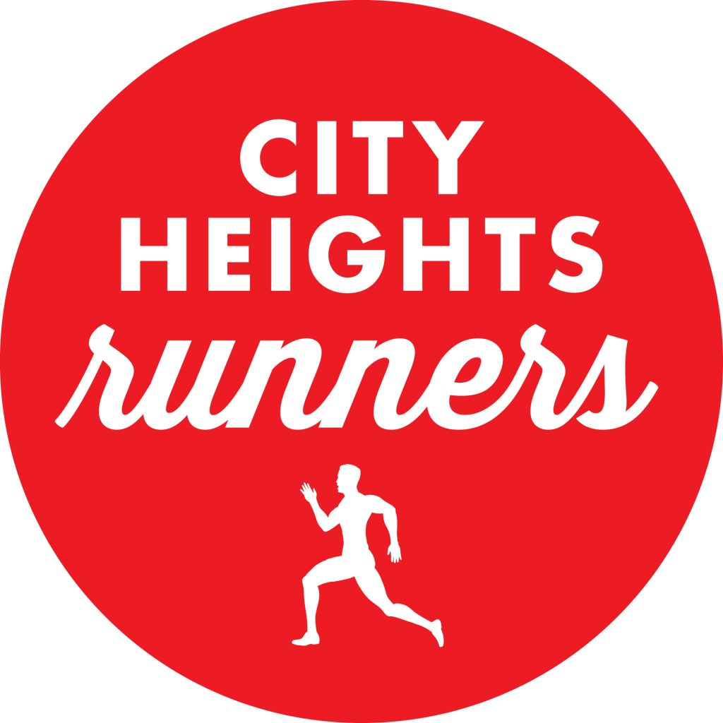 City Heights Runners logo