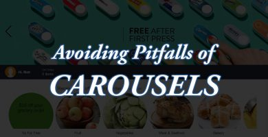 Avoiding Pitfalls of Carousels with FooGallery