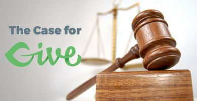 The Case for Give