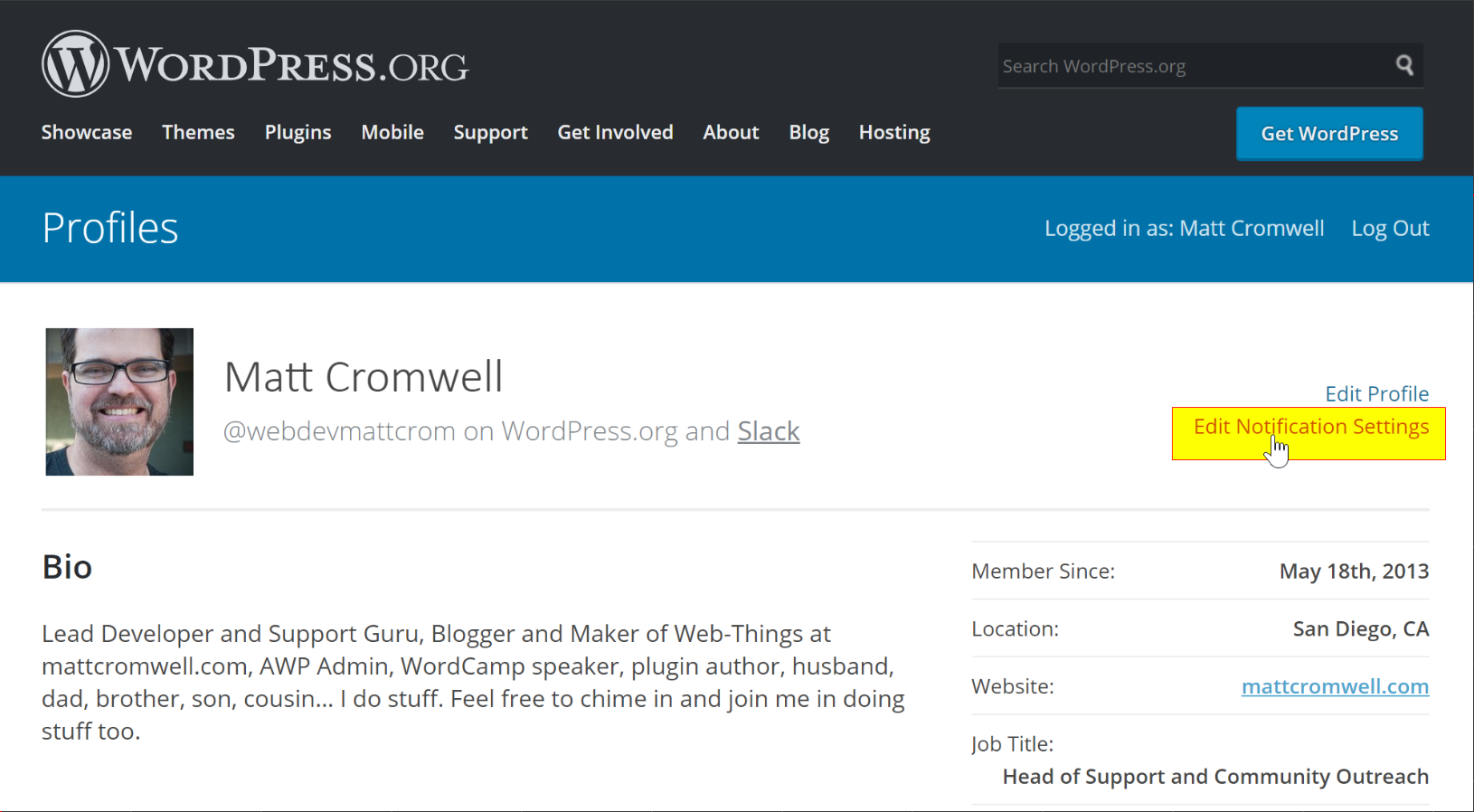 Tips and Tricks for Conquering the WP Support Forums - Matt Cromwell